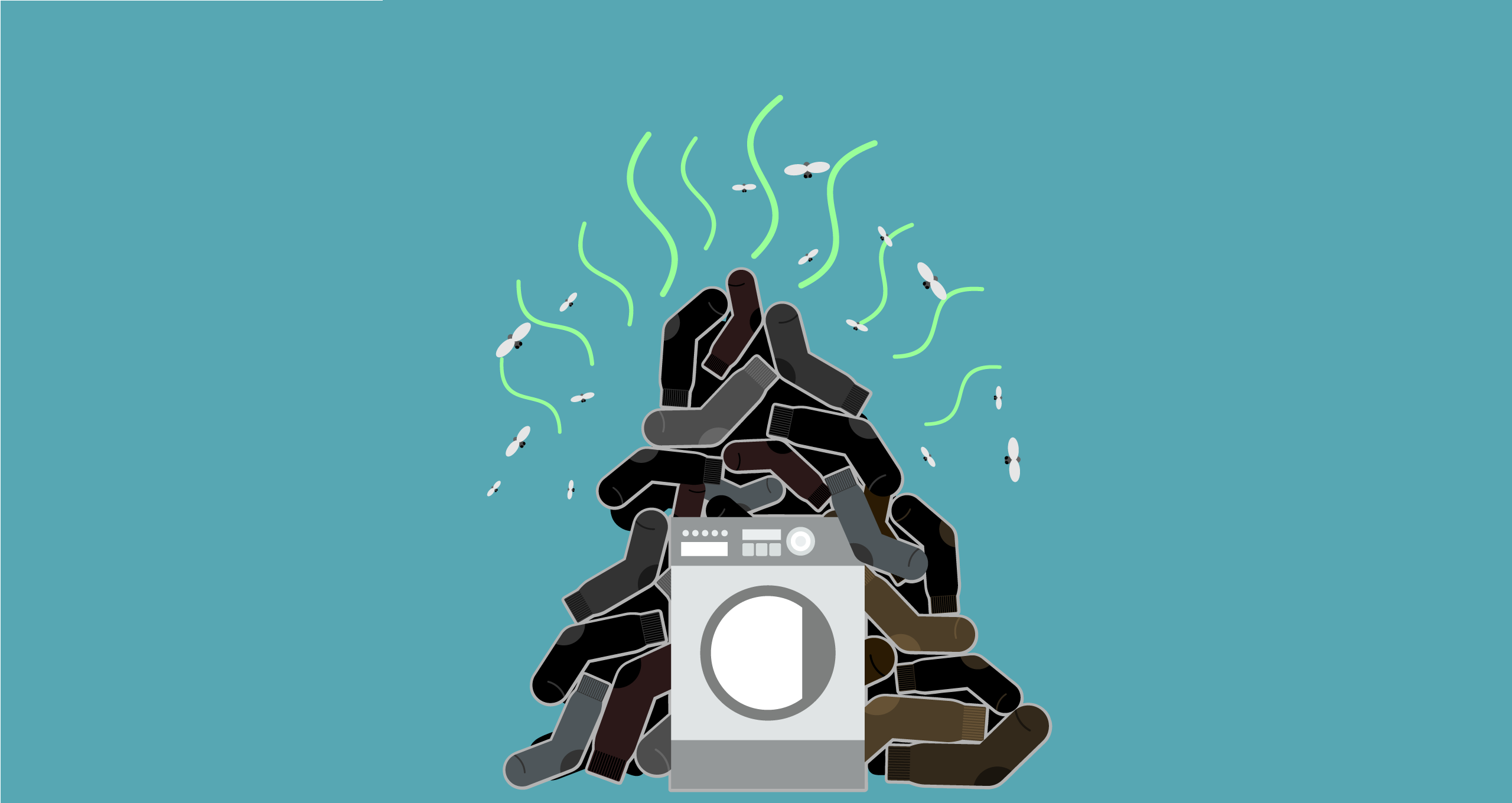 Got Dirty Laundry? The Internet Knows About It!