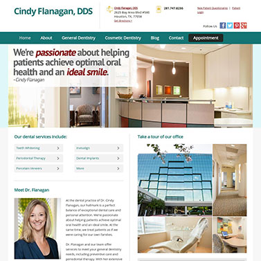 Cindy Flanagan, DDS